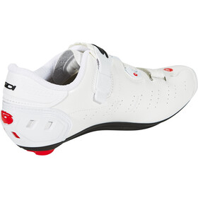 Sidi Ergo 5 Carbon Shoes Herre white/white